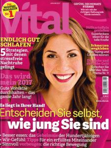 Zeitschrift vital