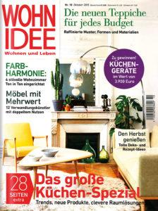 Zeitschrift Wohnidee