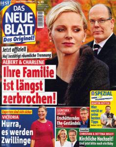 Zeitschrift Das Neue Blatt