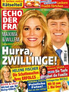 Zeitschrift Echo der Frau