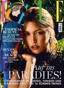 Zeitschrift Elle