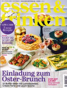 Zeitschrift Essen & Trinken