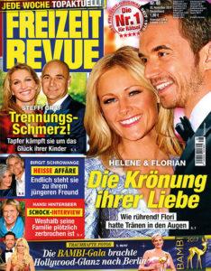 Zeitschrift Freizeit Revue