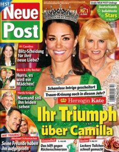 Zeitschrift Neue Post