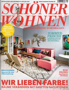 Zeitschrift Schöner Wohnen