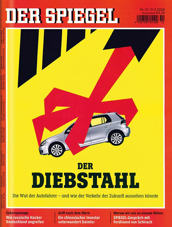 Zeitschrift Der Spiegel