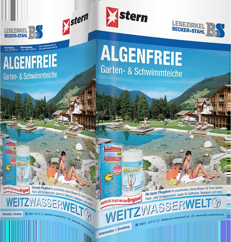 stern Top-Cover - Weitz Wasserwelt